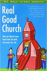 Jacket cover of Real Good Church